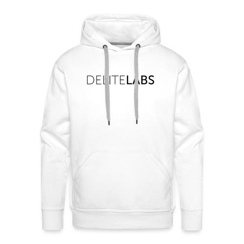 DELITELABS T-shirt - Men's Premium Hoodie