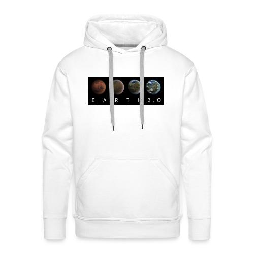 Mars Transformation - Weltraum Universum Geschenk! - Männer Premium Hoodie