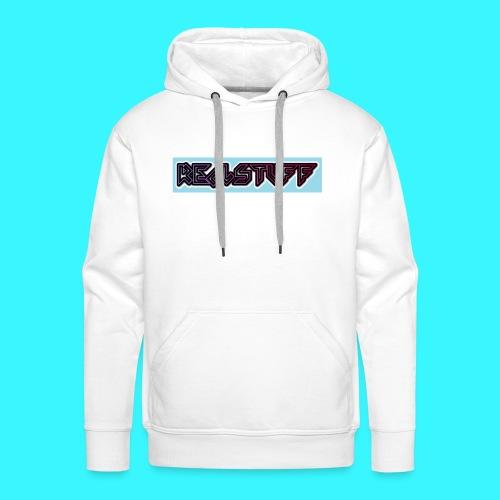 RealStuff Hoesje - Mannen Premium hoodie