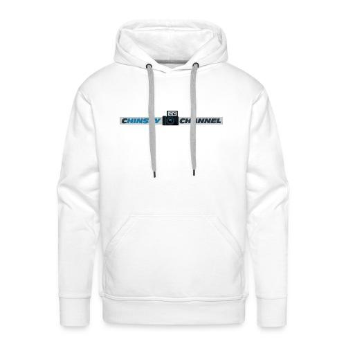 Drinkbeker - Mannen Premium hoodie