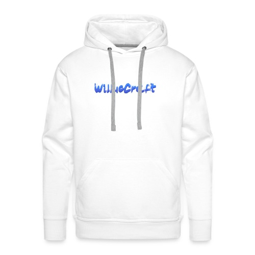 WilLucCraft SweatShirt - Herre Premium hættetrøje
