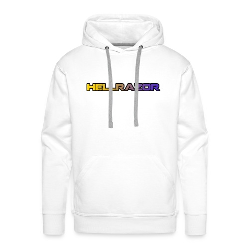 Hellrazor MK5 - Felpa con cappuccio premium da uomo