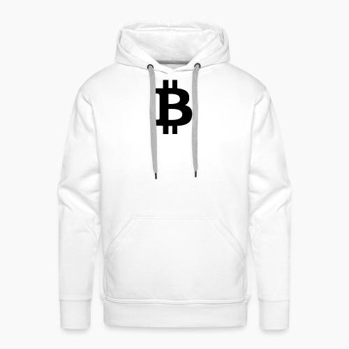 Bitcoin Adoption - Männer Premium Hoodie