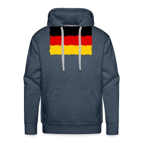 germany - Sudadera con capucha premium para hombre