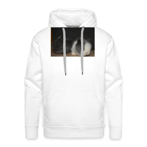 TEDDYS - Sudadera con capucha premium para hombre