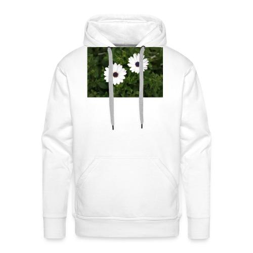 primaverapetalosa - Felpa con cappuccio premium da uomo