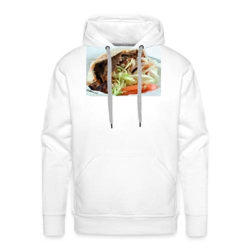 kebab trøje - Herre Premium hættetrøje