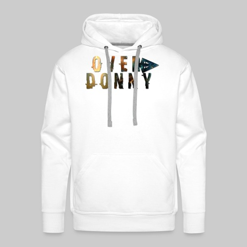 Over Donny [Arrow Version] - Felpa con cappuccio premium da uomo