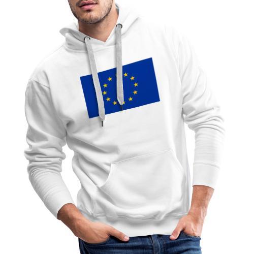 EURORAXETA2018 - Sudadera con capucha premium para hombre
