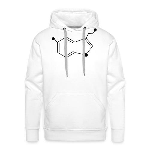 Serotonine - Felpa con cappuccio premium da uomo