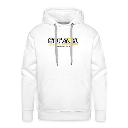 Star - København T-shirt - Herre Premium hættetrøje