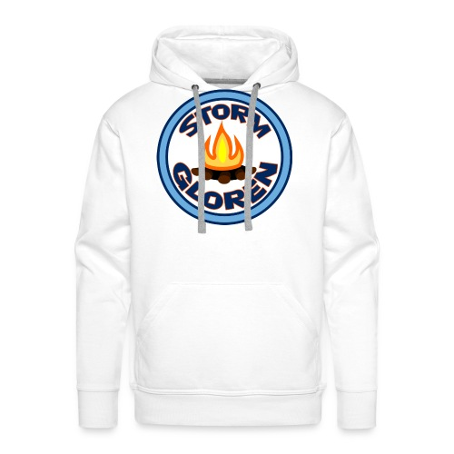 Stormgloren Hoodie - Mannen Premium hoodie