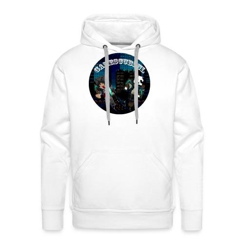 GCNL-Logo Female - Mannen Premium hoodie