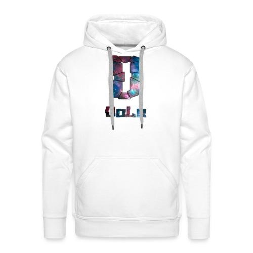 DoLe clan t-shirt - Premium hettegenser for menn