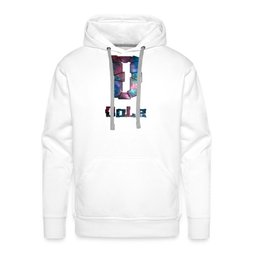 DoLe clan hoodie - Premium hettegenser for menn