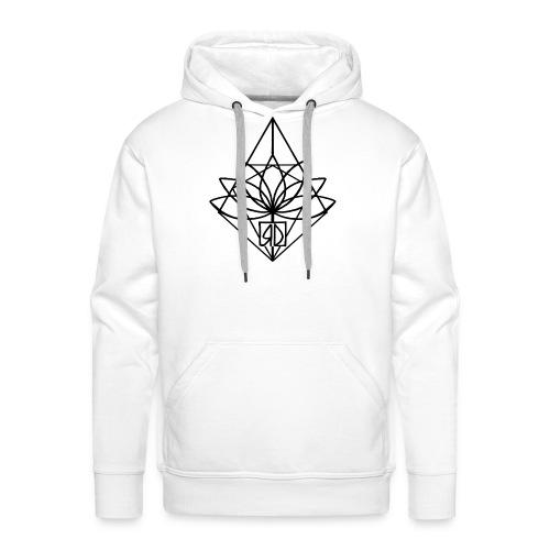 Ardie 2016 classic logo T - Mannen Premium hoodie