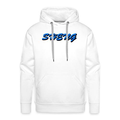 Sheng S4 Hoesje - Mannen Premium hoodie