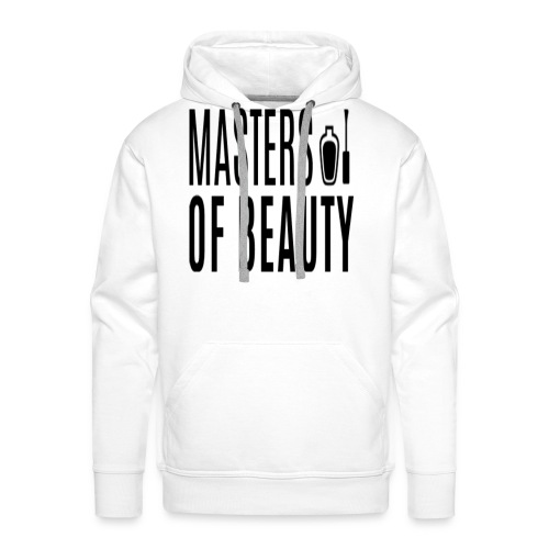 beauty obi sweater - Mannen Premium hoodie