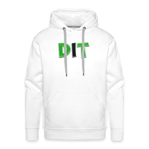 DaarIsTobias shirt korte mouwen - Mannen Premium hoodie
