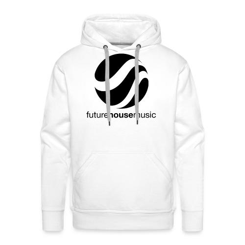 FHM_Logo_01 - Mannen Premium hoodie