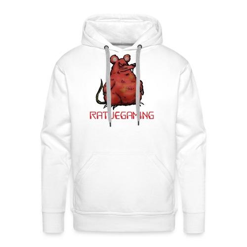 RatjeGaming Drink Fles - Mannen Premium hoodie