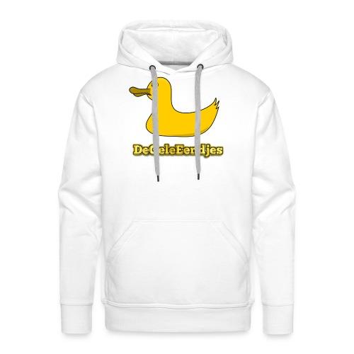 DeGeleEendjes shirt - Men's Premium Hoodie
