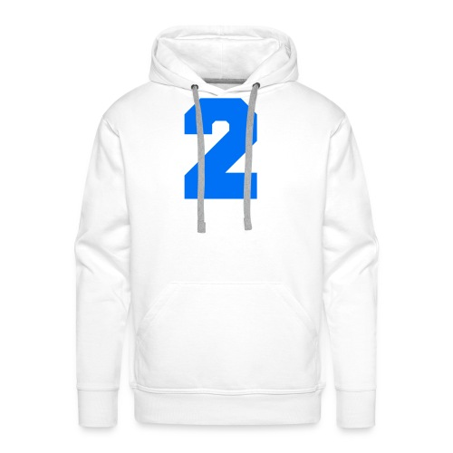 #2 HOODIE - Men's Premium Hoodie