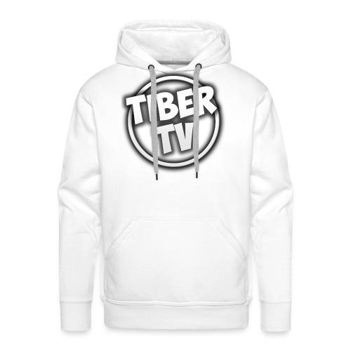TiberTV White phone case S5 Premium Case - Mannen Premium hoodie