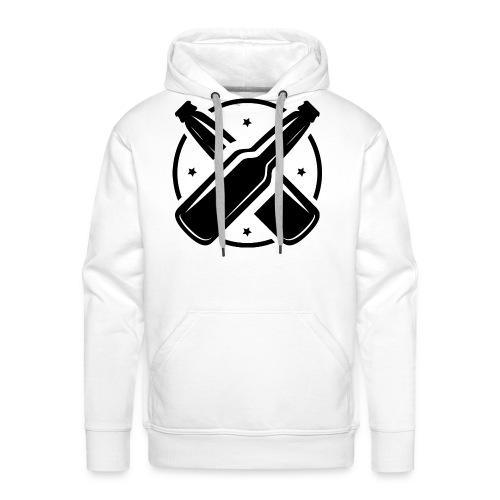 Men's V-Neck T-Shirt - Men's Premium Hoodie