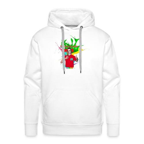 MitchelSonder Hoesje - Mannen Premium hoodie