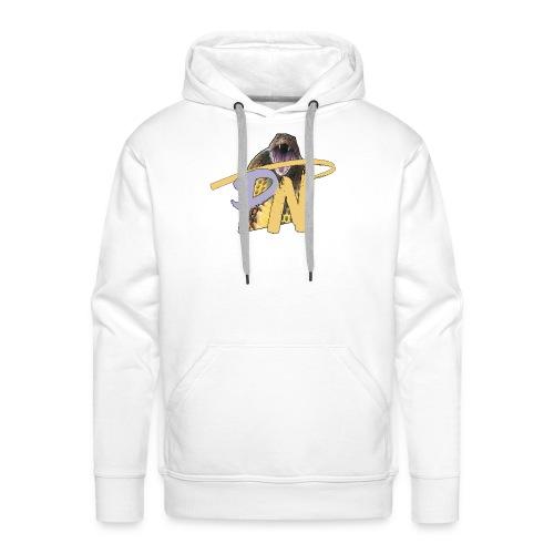 Poisoned Network - T-Shirt - Felpa con cappuccio premium da uomo