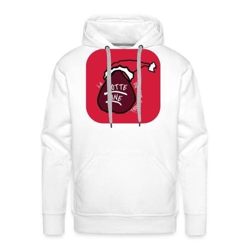 Street- Wear La Hotte line du Père Noël - Sweat-shirt à capuche Premium pour hommes
