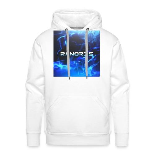 RanordsLogo - Herre Premium hættetrøje