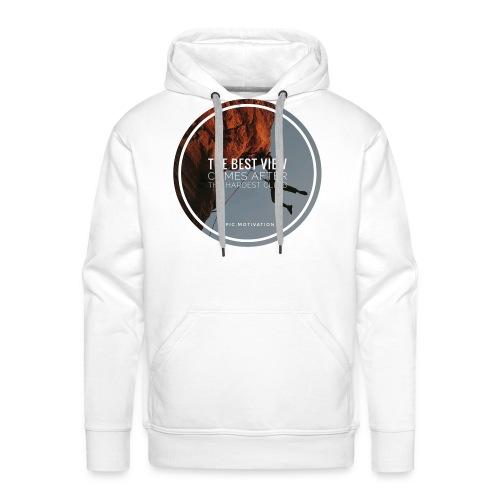 best view - Männer Premium Hoodie