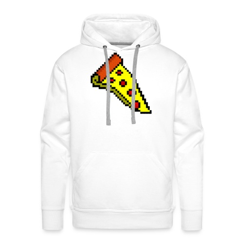 Pepperoni Pizza - Men's Premium Hoodie