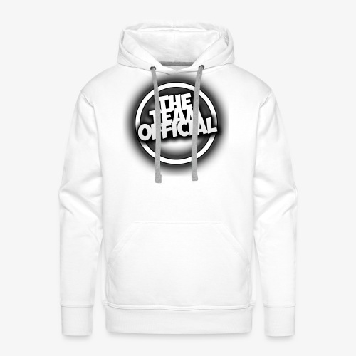 The Team Official Banner 2 - Men's Premium Hoodie