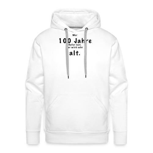 100 Jahre - Männer Premium Hoodie