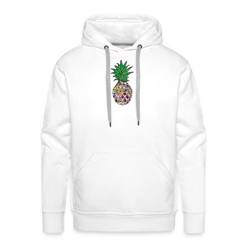 Moderne Ananas - Männer Premium Hoodie