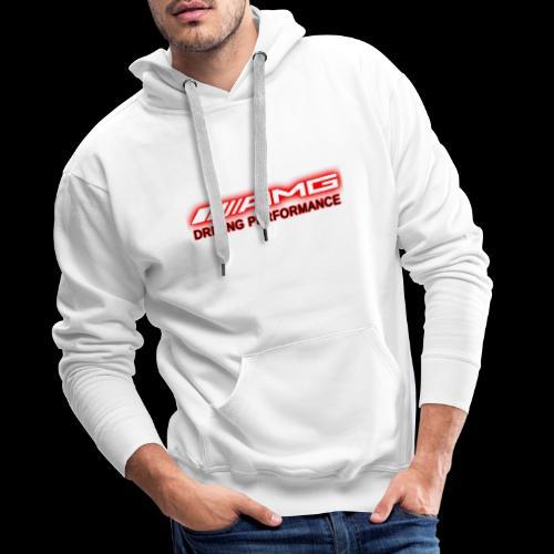 AMG Red-Edition NEON - Männer Premium Hoodie