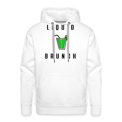 Liquid Brunch - Männer Premium Hoodie