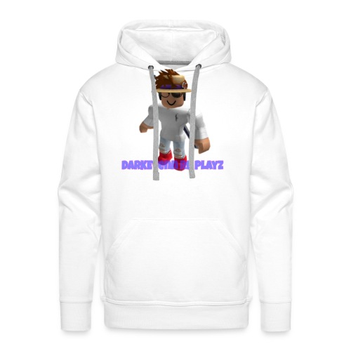 DarKEvenn RBYT MarChendise - Sweat-shirt à capuche Premium pour hommes