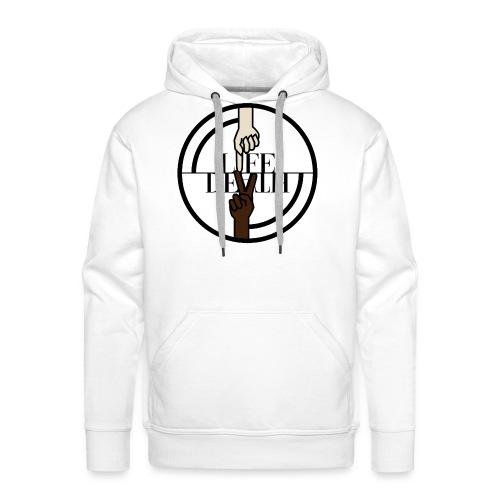 Original Life//Death 2018 logo - Mannen Premium hoodie
