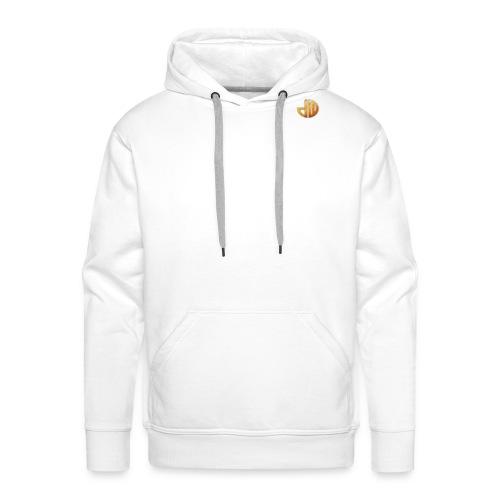 TheDutchWarrior_met_logo - Mannen Premium hoodie
