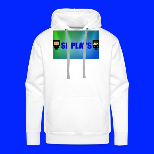 Sl plays t-skjorte for barn - Premium hettegenser for menn