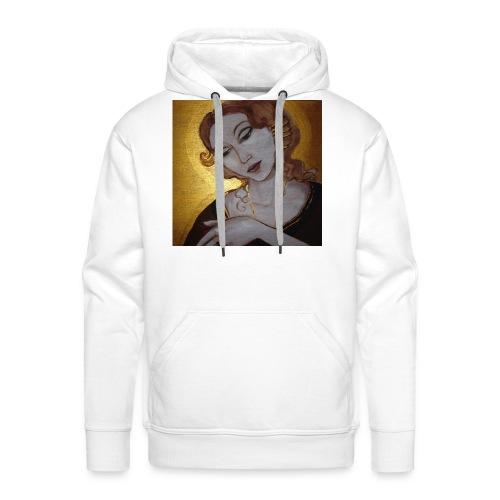 goudgroot-jpg - Mannen Premium hoodie