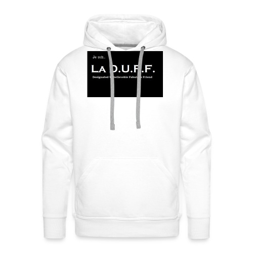 Je Suis... La D.U.F.F. - Mannen Premium hoodie
