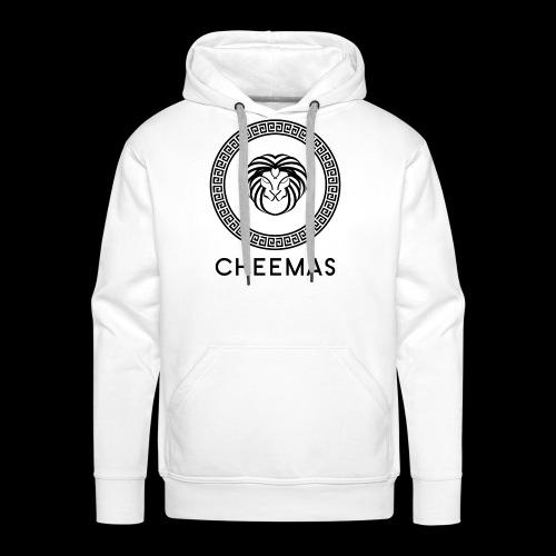 CHEEMAS - Sweat-shirt à capuche Premium pour hommes