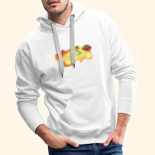 Solaire. FHuguenin-Virchaux. Scale 4bis copie - Sweat-shirt à capuche Premium pour hommes