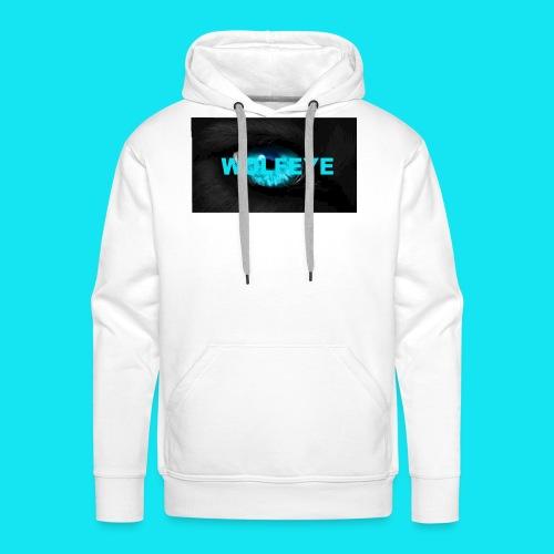 WolfEye T-Shirt - Men's Premium Hoodie