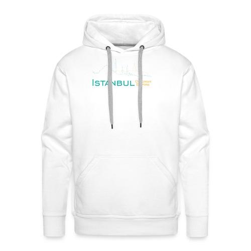 Istanbuldesign-png - Mannen Premium hoodie